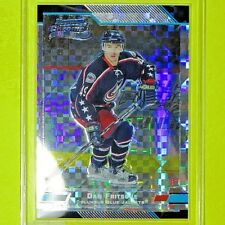 "DAN FRITSCHE  2003-04  "" CHROME XFRACTOR 027/150 ""    #121   Blue Jackets"