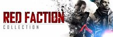 Red Faction I & II + Guerrilla: Steam edition + Armageddon +DLCs (PC) [Steam]