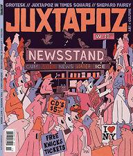 JUXTAPOZ Magazine #178 November 2015 NEW