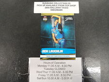 2016/17 CRICKET TAP N PLAY GOLD CARD NO.070 BEN LAUGHLIN ADELAIDE STRIKERS