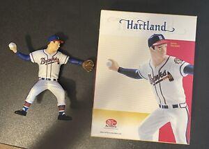 2002 Atlanta Braves Eddie Mathews Hartland Statue with Box Baseball
