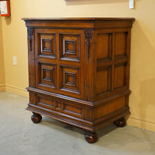 White Cedar wood Dutch style Cabinet