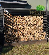 Kaminholzregal Brennholzregal Kaminholzhalter Holzlager Holzschuppen Gartenhaus