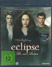 Die Twilight Saga - Eclipse - Bis(s) zum Abendrot - Deluxe Fan Edition / Blu-Ray