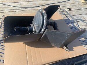 John Deere 420 430 Garden Tractor Front Quick Attach PTO Reducer 540 Gearbox