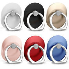 Universal Rotating Finger Ring Stand Holder For Cell phone iPhone Samsung Tablet