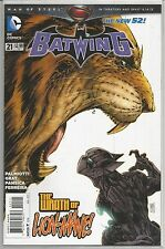 Batwing : DC Comic book #21 : The New 52 Collection