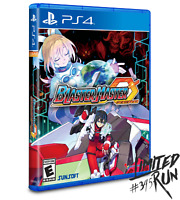 Exclusive Limited Run Games #345 Blaster Master Zero For PS4 Region Free