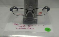 Womens NIKE Eyeglasses Style 8006 Col.513,burgundy/Demo lens 48-16-135 Oval