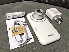 Samsung Galaxy K Zoom SM C115 4G LTE 20.7MP Smartphone Unlocked Shimmery White