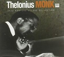 THELONIOUS MONK - JAZZ MASTERS DELUXE COLLECTION USED - VERY GOOD CD