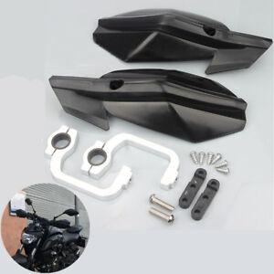 Universal Plastic Motorcycle Hand Grip Guard Cover For Honda Pit Dirt Bike