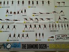 DDP Yoga Diamond Dallas Page The Diamond Dozen Chart Fast shipping!