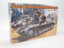 Dragon 6218 Sd.Kfz.265 kleine Panzerbefehlswagen 1/35 scale plastic model kit