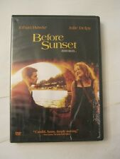Before Sunset - Ethan Hawke, Julie Delpy (Dvd, 2004) (015-28)