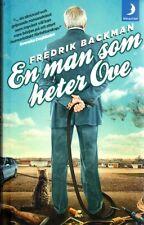 Fredrik Backman SCHWEDISCH: En Man Som Heter Ove, Neu, Taschenbuch