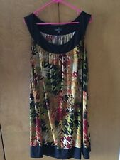 Pre-owned women's dress by Ronni Nicole size 22W