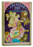 David Dachs AMERICAN POP  1st Edition 5th Printing