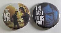 THE LAST OF US PART 1 & 2 II Refrigerator Magnets PS4 Playstation NEW Game Room