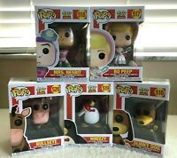Funko Pop! Disney Pixar TOY STORY Set Of 5  Vinyl Figure In Hand  NEW