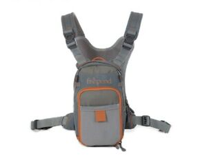 NEW 2021 FISHPOND CANYON CREEK CHEST PACK WITH CYCLEPOND FABRIC - FREE US SHIP