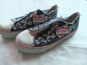 Skechers Schuhe, Jeans, Gltzer, Größe 30