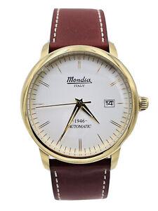 Watch Mondia 1946 Automatic 42mm Openworked Mi773WO/336 on Sale New
