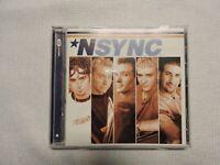 NSYNC - NSYNC CD - RCA Records -  1998