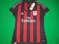 AC Mailand Trikot Home 2015/16 Damen Adidas Größe L -NEU- Milan Frauen