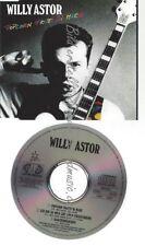 CD--WILLY ASTOR--    POPCORN FRUTTI DI MARE