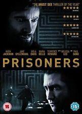 Prisoners DVD 2013 PAL Region 2