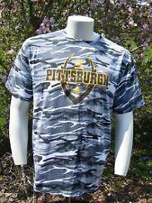 PGH STEELERS URBAN CAMO Men's T-Shirt SIze XL EXC Cd