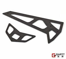GARTT 550 carbon horizontal tail fin For Align Trex 550 RC Heli