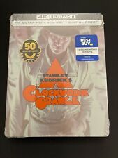New listing A Clockwork Orange (4K Uhd + Blu-ray Best Buy Steelbook) - No Digital