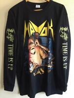 Havok Long sleeve M shirt Testament Sadus Thrash metal Razor Wiplash Exodus