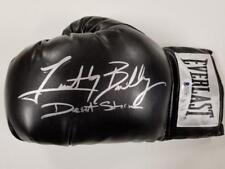 """TIMOTHY BRADLEY Signed Everlast Boxing Glove """"Desert Storm"""" ~ Beckett BAS COA"""