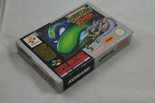 Turtles Tournament Fighters SNES Spiel #2811