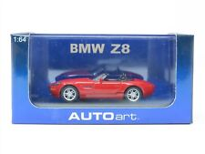 1/64 Scale Auto Art 20082 BMW Z8 Red Vehicle