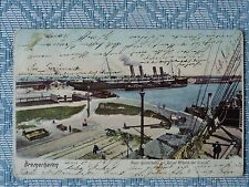 Frankierte Lithographien vor 1914 mit dem Thema Schiff & Seefahrt