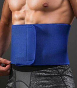 Fitness Rückenbandage L-Slim Taille Slimmer Trimmer Abnehm Gurt Bauchbandage