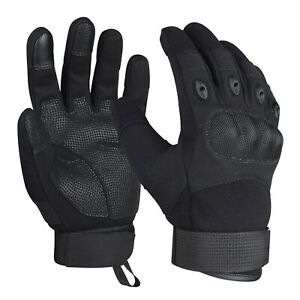 X-PRO Motorcycle Gloves Motorbike Biker Tactical Combat Paintball Military