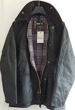 Barbour Bedale Wachsjacke schwarz M C40/102cm - Made in England