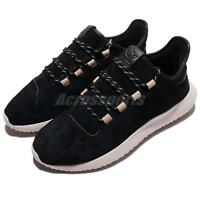 adidas Originals Tubular Shadow Suede Black Brown Men Shoes Sneakers BY3568