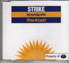 (BH603) Strike, The Morning After - 1995 DJ CD