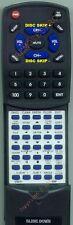 Replacement Remote for SONY RM-ASP001, DVP-CX995, DVP-CS995V, 147927311