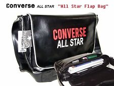 Messenger Bag by CONVERSE*All Star Flap Bag* College,Laptop,Schulter Tasche *NEU