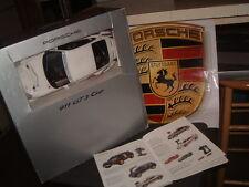 PORSCHE DESIGN RARE, NOS RADIO CONTROLED 911 GTS CARRERA CUP MODEL 1:14 SCALE!