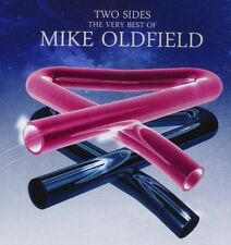 MIKE OLDFIELD TWO SIDES THE VERY BEST OF CD 2 DISC ROCK 2012 NEW