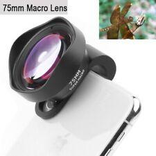 Phone Camera Lens 17MM Thread 10X Macro Fits For iPhone Samsung Huawei Xiaomi