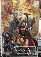 Wonder Woman #750 (2020) NM Cond Jim Lee Cover B
